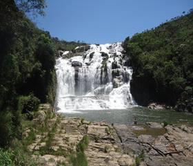 Cachoeira do Quilombo, para contratar transfer ou guia entre em contato com Rotas do Mundo 35-99868-3220